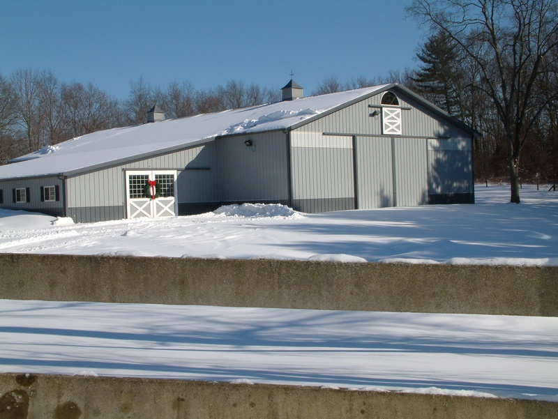 Optimum Times Farm, 189 Mountain Spring Road, Tolland, CT, 06084